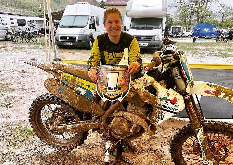 Kristýna Vítková – Hungarian Championship Piliscsév